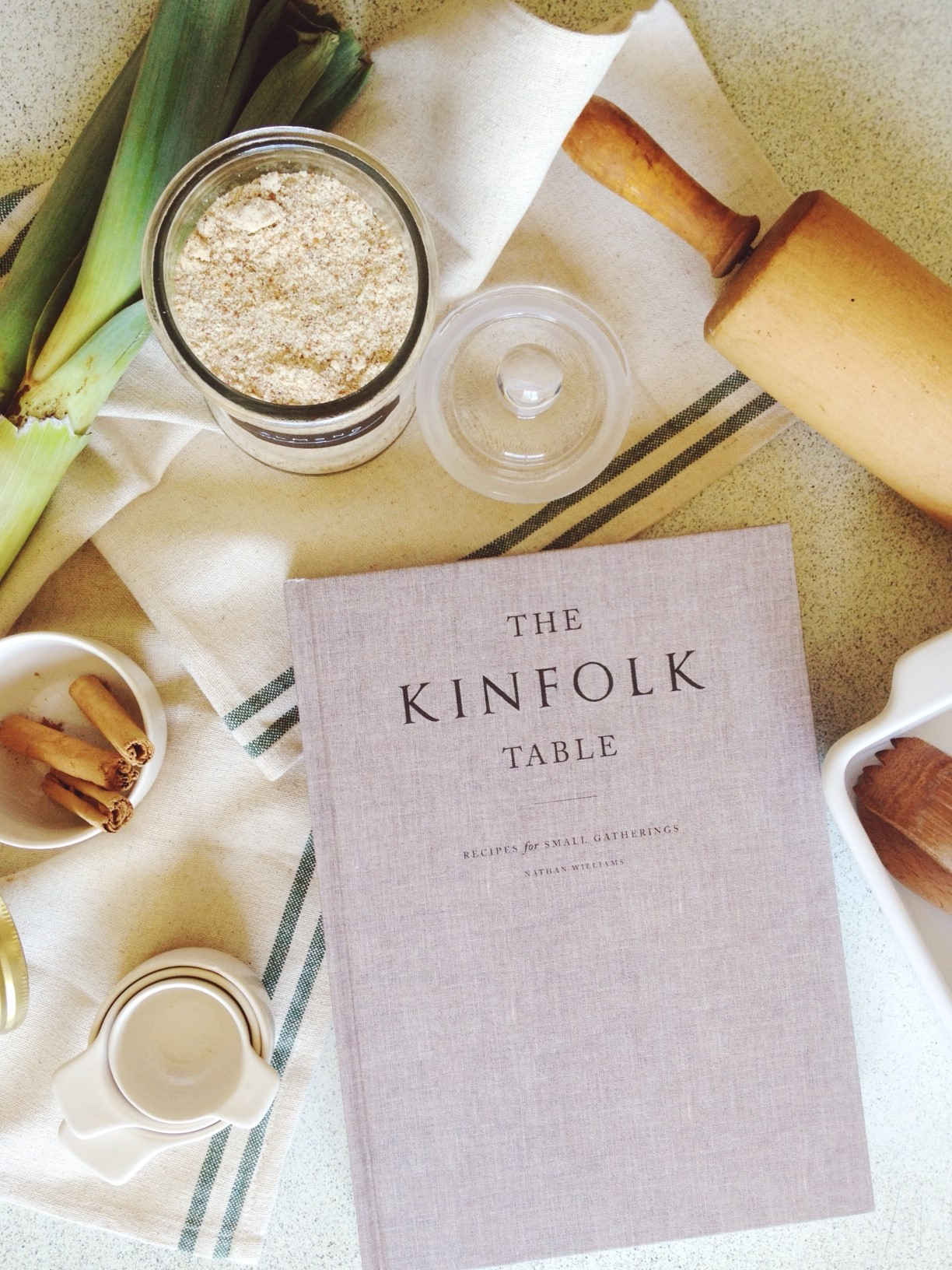 The kinfolk table a busy few weeks marley and lockyer for The kinfolk table